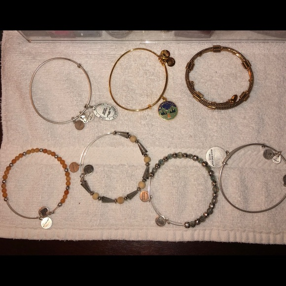 Alex and Ani Jewelry - Alex and Ani Bangles
